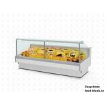 Холодильная витрина Brandford AURORA.EC.V.250SQ (RAL 9016)