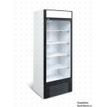 Холодильный шкаф Марихолодмаш Капри 0,7 СК, стеклянная дверь