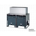 Бункер для льдогенератора Brema DoubleRollerBin 100 для серии M Split 350-600