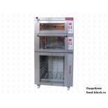 Подовая хлебопекарная печь Matina серии CPV (в комплекте: CP 168/16, CPV 364, D 868)