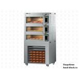 Подовая хлебопекарная печь Miwe тип condo CO 3.0604