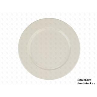 Столовая посуда из фарфора Bonna Тарелка плоская Banquet BNC25DZ (25 см)