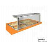 Мармит 2-х блюд Техно-ТТ встраиваемый модуль охлаждаемая ванна с холодильным агрегатом ОВ-1025БА