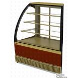 Кондитерская холодильная витрина Марихолодмаш Veneto VS-UN, (угол наружный), раздвижная дверь