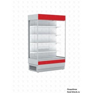 Горка холодильная Cryspi ВПВ С 1,88-6,36 (Alt 2550 Д) (RAL 3002)