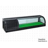 Горизонтальная барная витрина EKSI Суши-кейс ISD-1200