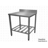 Разборный нейтральный стол EKSI EKSI СТр-600х600х860 Б с бортом