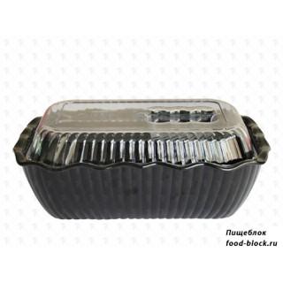 Посуда из пластика Perfect Салатник P-043 (черный)