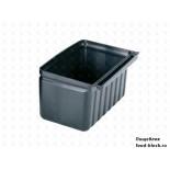 Пластиковая тележка и шпилька  Cambro Контейнер BC331KDSH 110 (держатель для столовых приборов)