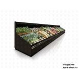 Горка холодильная JBG-2 RDP-2,5-03 RAL 7016