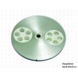 Котлетный аппарат Mainca Формующая плита 2PA05 (на 5 тефтелей) для ручных котлетных аппаратов серии MH