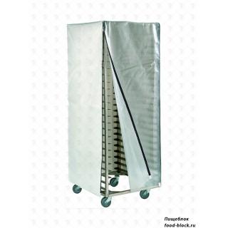 Чехол Bico для тележек 600x400 (2 молнии)
