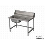 Стол и аксессуар для посудомоечной машины Vortmax СВ12077ВХП