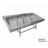 Холодильный стол для рыбы Техно-ТТ СП-601/1102
