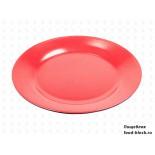 Посуда из меламина Pujadas Тарелка 22193 (20,2 см, красная)