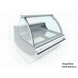 Холодильная витрина Italfrigo ВПCН 0,195-1,2 (Italfrigo Veneto Fish 1250 Д) (RAL 9016)