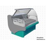 Холодильная витрина для мороженого EQTA ВДН 1,3 Imola RAL 5018
