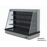 Горка холодильная Enteco Master НЕМИГА CUBE ПН 250 ВC RAL 9006