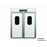 Расстоечный шкаф и камера для тележек Atrepan CELLA 60х80 2D 2T (без пола)