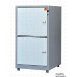 Расстоечный шкаф и камера для противней НПФ ШРЭ-2.1 металлические дверцы