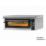 Электрическая печь для пиццы  GAM серии M, модель FORM4TR400 с навесом