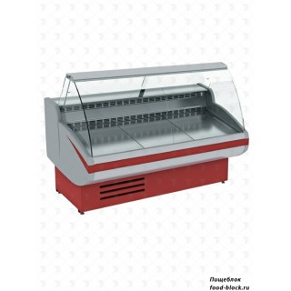 Холодильная витрина Cryspi ВПС 0,78-1,30 (Gamma-2 1800) (RAL 3004)