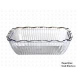 Посуда из пластика Perfect Салатник P-042 (прозрачный)