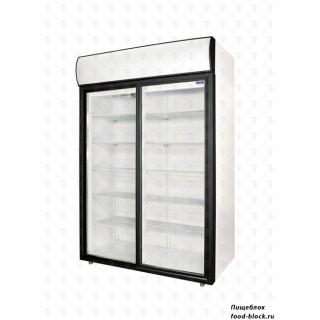 Холодильный шкаф Polair DM110Sd-S (ШХ-1,0 ДС купе)