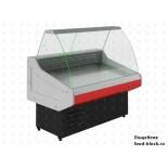 Универсальная холодильная витрина Cryspi ВПСН 0,29-0,7 (Octava U new SN 1500) (RAL 3002)