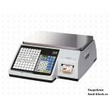 Весы с печатью самоклеящихся этикеток CAS CL-3000-30B