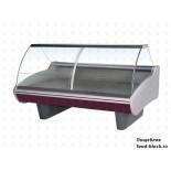 Холодильная витрина Enteco Master НЕМИГА LUX 250 ВС RAL 3003