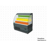 Горка холодильная JBG-2 RDA-1,25-10 RAL 9006