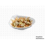 Посуда из меламина Pujadas Блюдо ракушка, 11,5х11,5х2 см