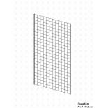 Стойка/стендлясетка из металлической сетки Гефест Сетка 1200х600 с двойной окантовкой