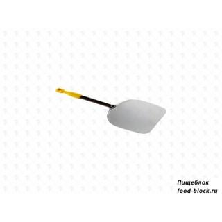Инвентарь для пиццерий Lilly Codroipo Лопата для пиццы с короткой ручкой 33х35 см, h= 90 см