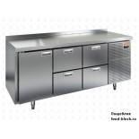 Холодильный стол HiCold тип TN модель GN 122/TN