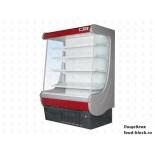 Горка холодильная Enteco Master ВИЛИЯ 120П ВС RAL 3003