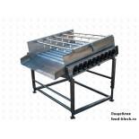 Щеточная овощемоечная машина Uni-Masz MS10/800