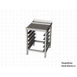 Стол и аксессуар для посудомоечной машины Vortmax СВ06077ВЫХП