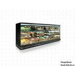 Горка холодильная JBG-2 RDG-1,25-H3 RAL 9005