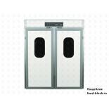Расстоечный шкаф и камера для тележек Atrepan CELLA 60х80 2D 6T (с полом)