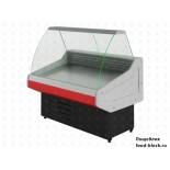 Холодильная витрина Cryspi ВПС 0,23-0,55(Octava U new  1200) (RAL 3002)