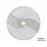 Аксессуар Robot Coupe диск-слайсер 27069 3мм для нарезки волнистых ломтиков для R502, CL50/50Ultra/52/55/60
