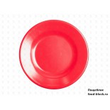 Посуда из меламина Pujadas Тарелка 22192 (17,5 см, красная)