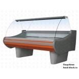 Холодильная витрина Enteco Master НЕМИГА STANDART R 120 ВС RAL 3000
