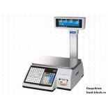 Весы с печатью самоклеящихся этикеток CAS CL-3000-30P