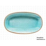 Столовая посуда из фарфора Bonna блюдо овальное AQUA AURA AAQ GRM 15 OKY