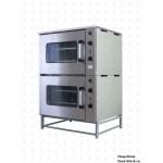 Электрический жарочный шкаф Тулаторгтехника ШЖ-150  2-х секционный нерж.