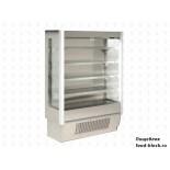 Горка холодильная Jordao PRIMUS 4 90 LACT.C/GP K.EV.LAT.VIDRO (нержавейка)