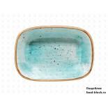 Столовая посуда из фарфора Bonna блюдо прямоугольное AQUA AURA AAQ GRM 14 DKY